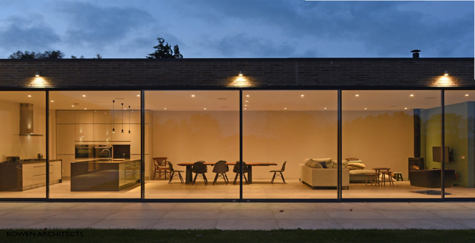 Contemporary Suffolk House