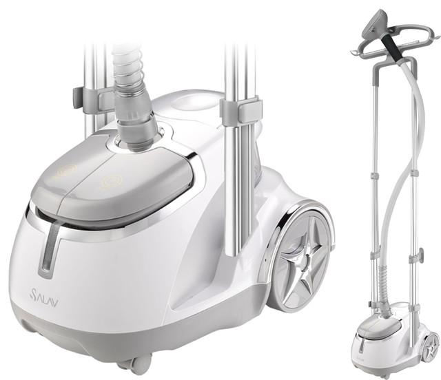 dualbar garment steamer with foot pedals steamers - Garment Steamer