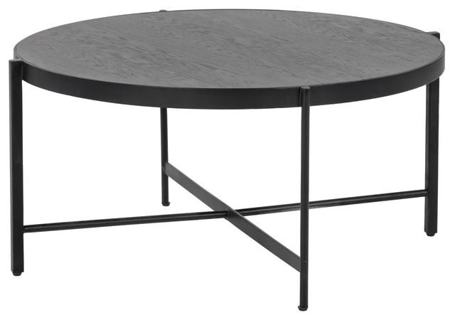 Miraculous Sunpan 104132 Willem Coffee Table Medium Oak Veneer Creativecarmelina Interior Chair Design Creativecarmelinacom