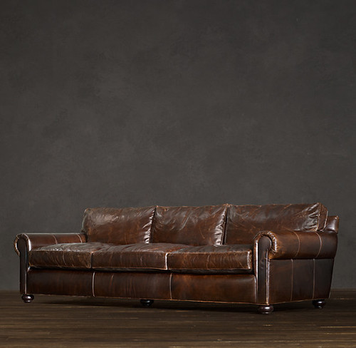 Couch Dilemma Lancaster Or Maxwell Restoration Hardware - Maxwell sofa