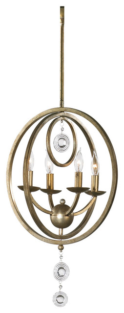 Cyan Design Emilia 4 Light Chandelier