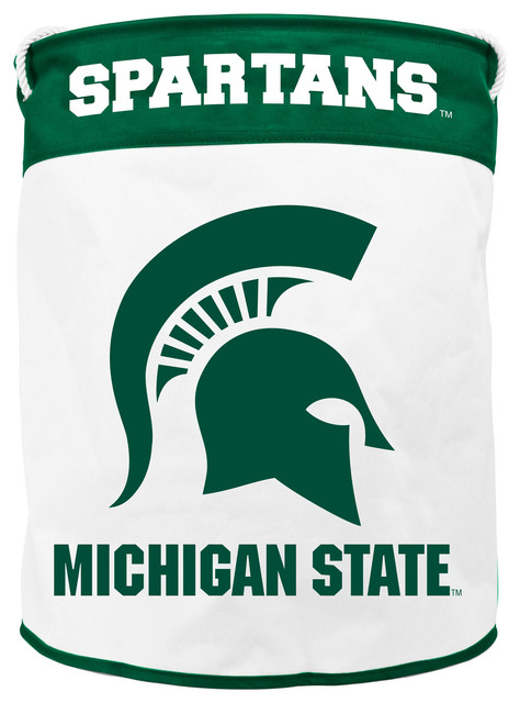 Michigan State University Canvas Laundry Bag.
