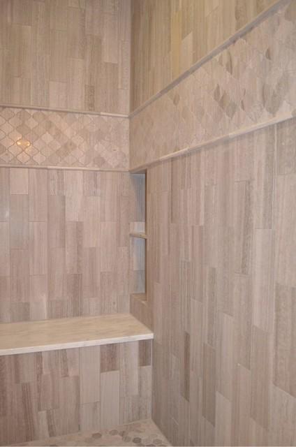 custom tile designs bathroom