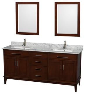 Eco-Friendly Bathroom Vanity Set - Bathroom Vanities And Sink Consoles | Houzz