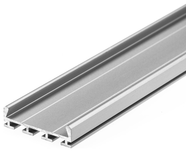 Klus B4574 - GIP series Surface Mount Anodized Aluminum LED Profile Housing - Traditional ...