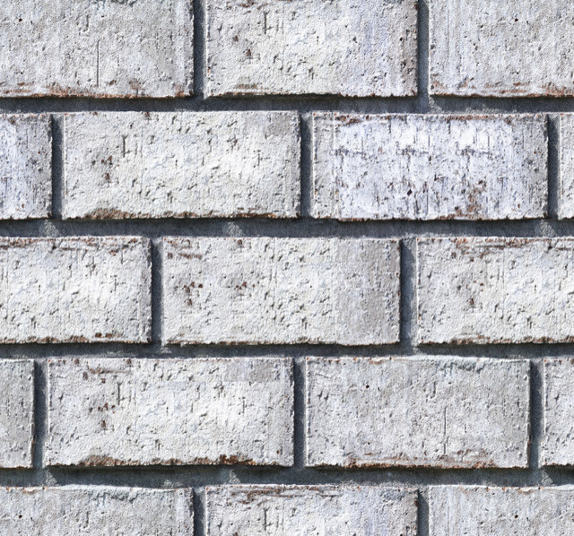 Removable Wallpaper Whitewashed Brick Peel Stick Self AdhesiveTempor 24x108