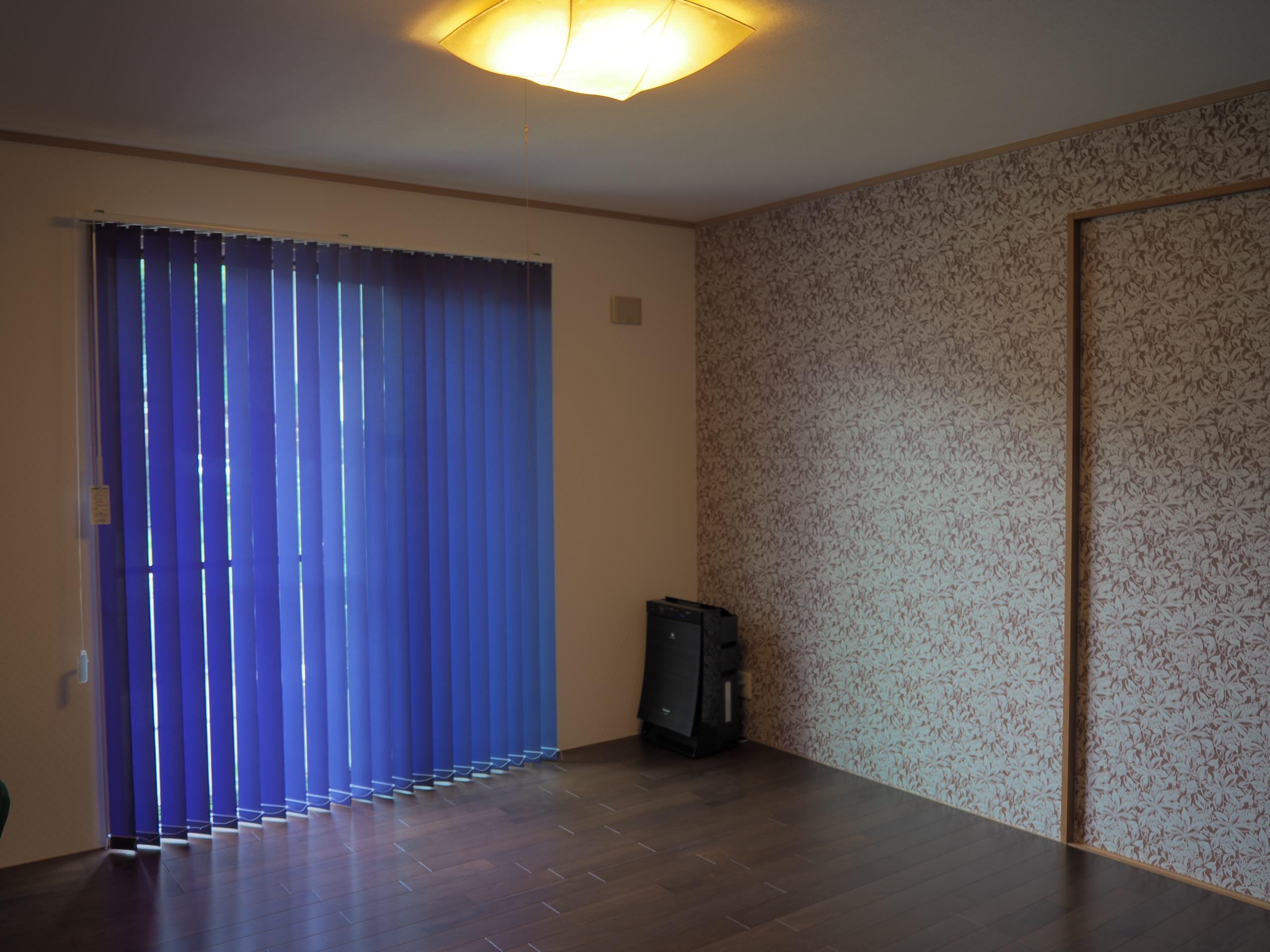 和室がエレガントな空間に生まれ変わりました
