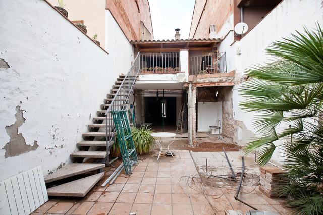 C mo rehabilitar una casa en ruinas paso a paso i - Reformas de casas antiguas ...