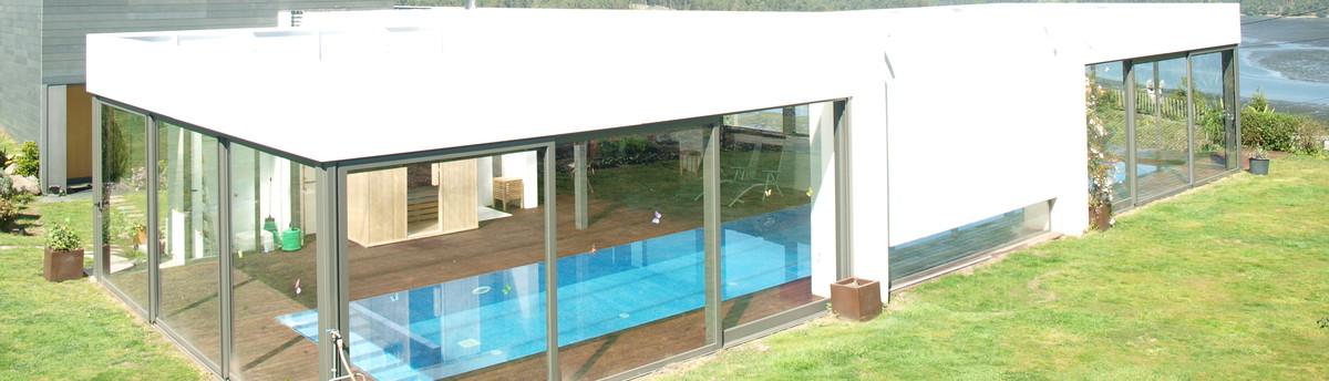 Pipor cubiertas para piscinas santiago de compostela a for Pipor piscinas