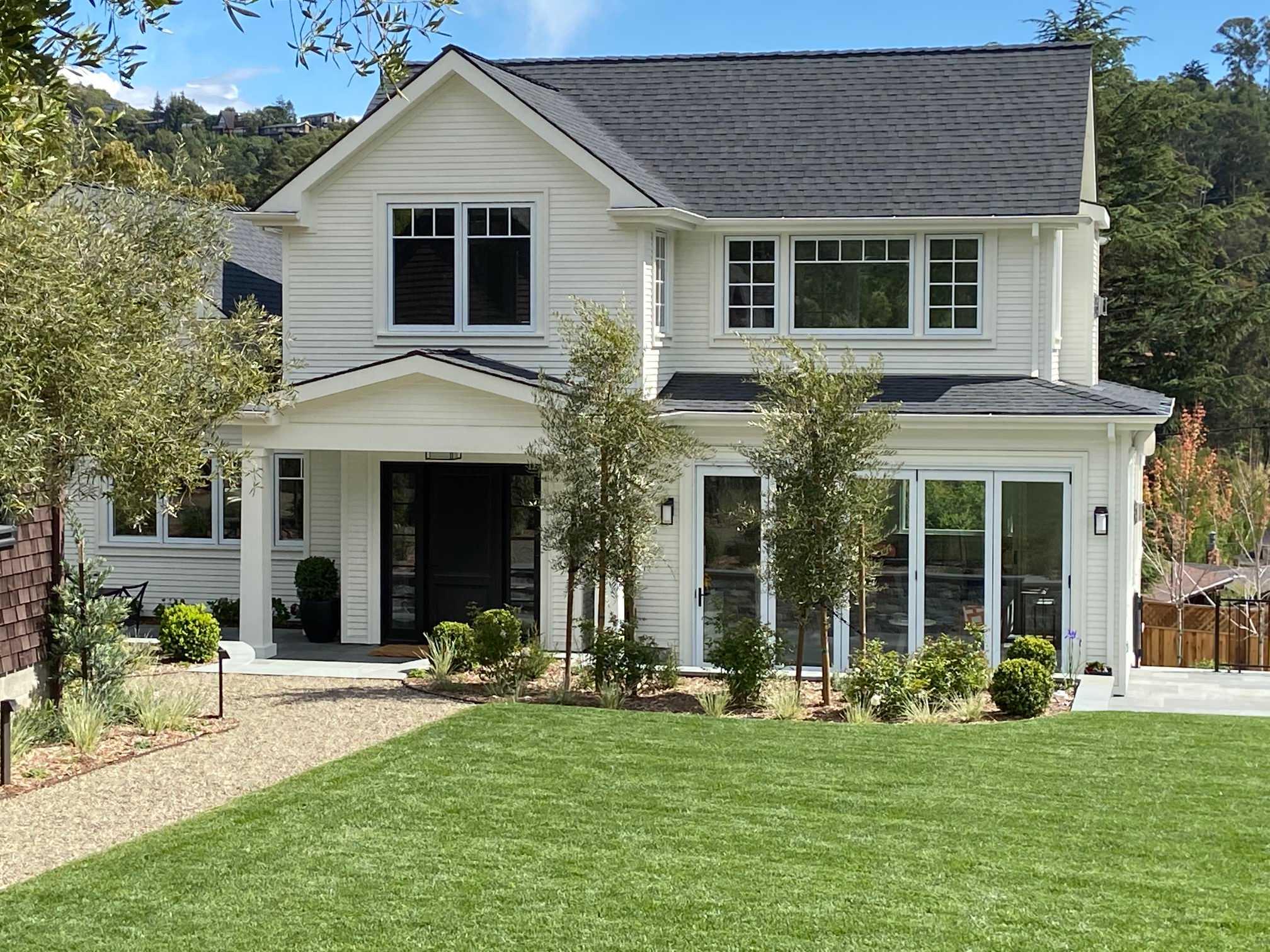 Marin Farm House