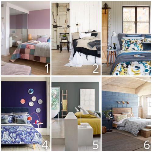 Quale palette di colore preferiresti nella tua camera da for Palette di colori per pareti