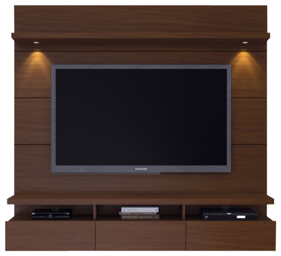50 Images Of Modern Floating Wall Theater Entertainment: Cabrini 1.8 Floating Wall Theater Entertainment Center