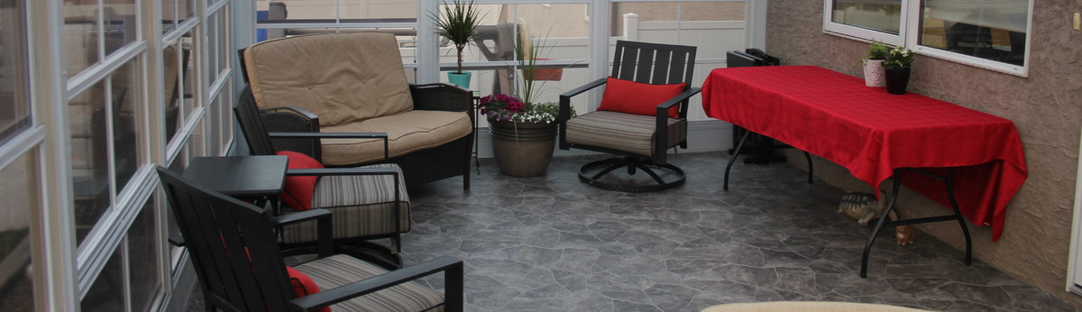 SUNSPACE By POSH PATIO DECK COVERS