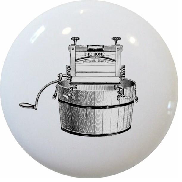 Wringer Washing Bucket Ceramic Cabinet Drawer Knob ...