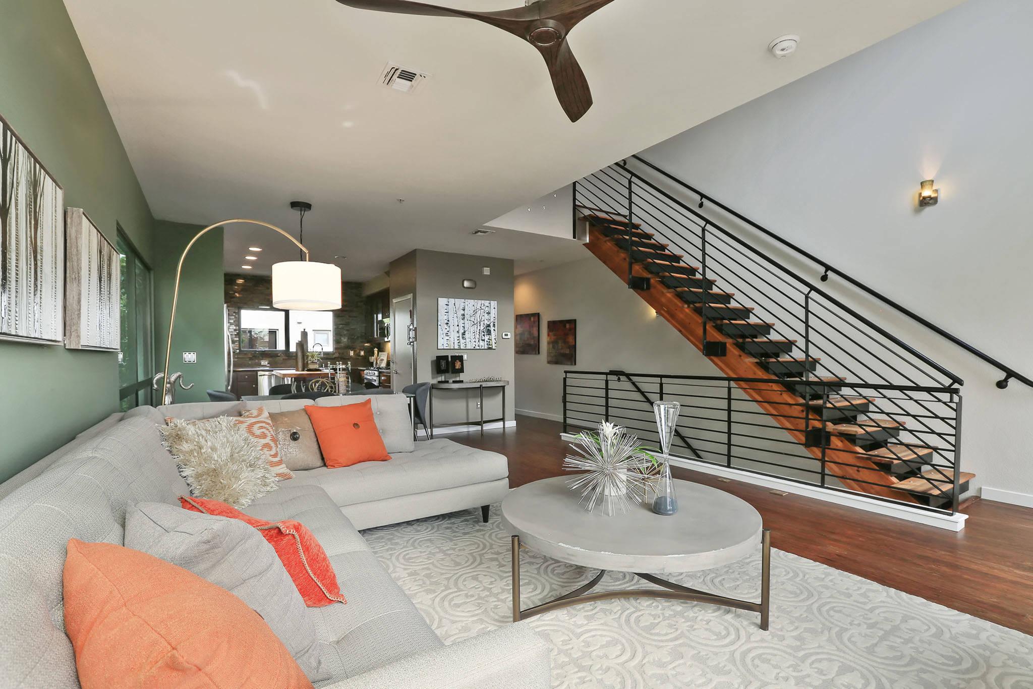 Loft-Style Townhome in West Oakland