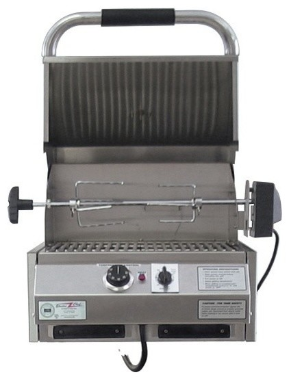 4400 Series 16 Built-In Grill By Electri-Chef.