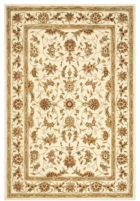 Safavieh Traditions Td602a Ivory Rug Traditional
