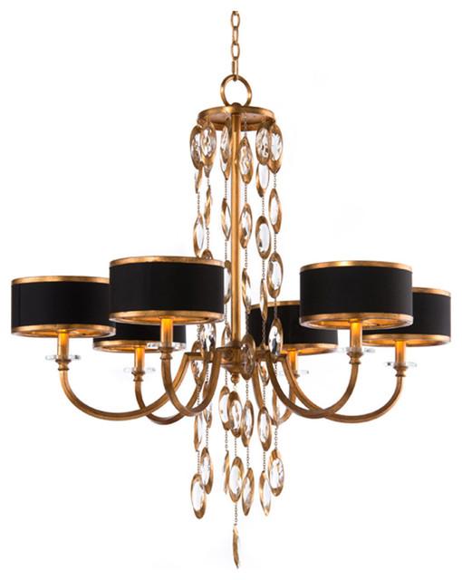 John richard john richard 6 light black tie chandelier ajc 8795 john richard 6 light black tie chandelier ajc 8795 traditional chandeliers mozeypictures Gallery