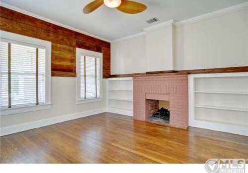 Converting A See Through Fireplace Back Into A Double