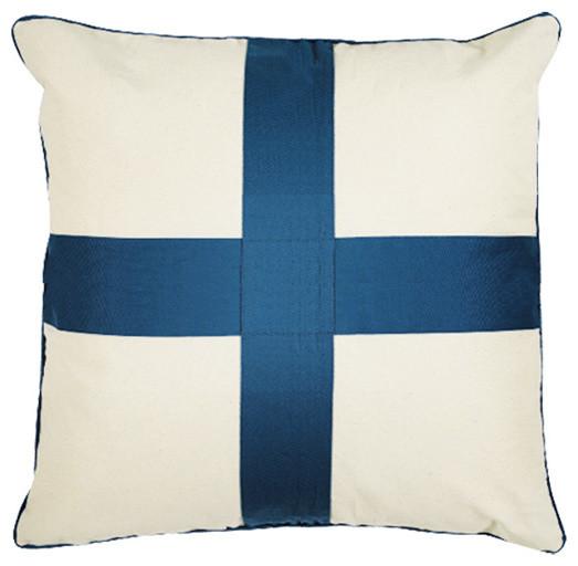 Nautical Pillowcase Beach Style Pillowcases And Shams