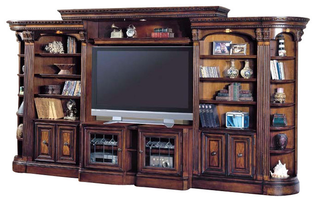 Parker House, Huntington Large Entertainment Wall Unit