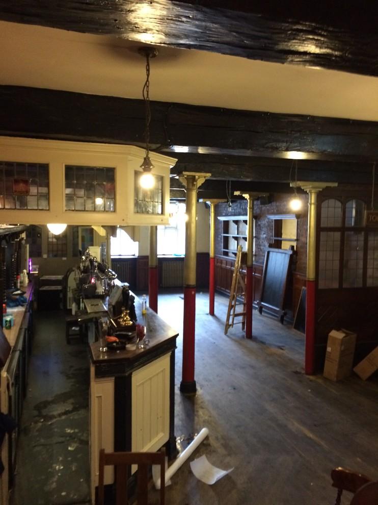 Refit starts at the Thomas Rigby pub. Dale Street Liverpool