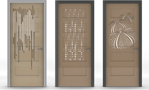 Redoor by Object Creative - Modern - Front Doors - by ...