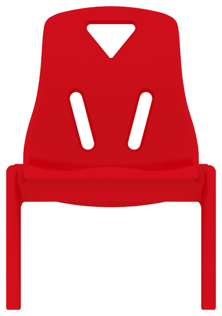 Stackable Kids Side Plastic Chair Metal Leg For Toddler Child School Embled Contemporary Chairs By Daniel Ng