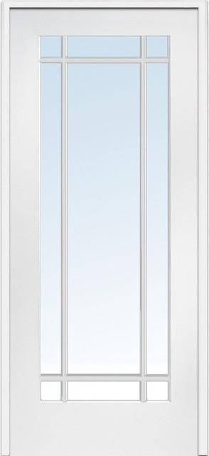 "French Interior Door 9 Lite True Divided  37.5""x81.75"" Left Hand In-Swing."