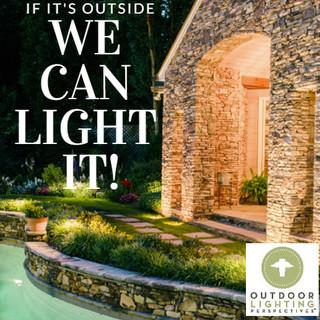 Outdoor Lighting Perspectives Of Okc Oklahoma City Ok Us
