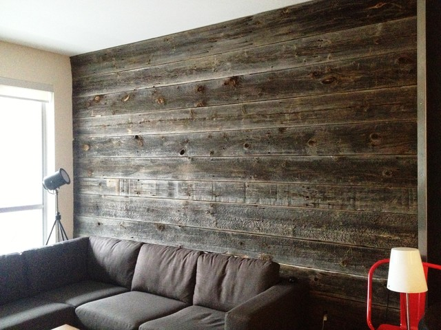 Barn Board Feature Walls Toronto