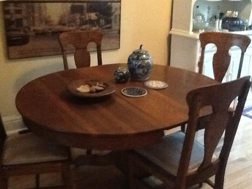Dining table finish satin or semi gloss - Satin vs semi gloss ...