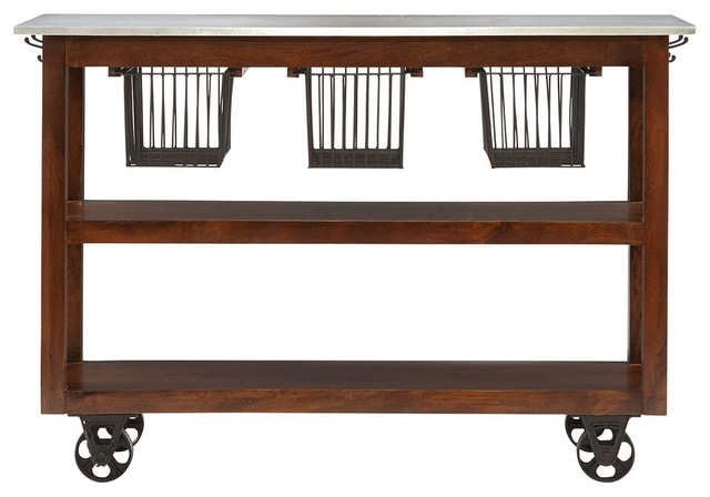Kitch Rolling Kitchen Cart.