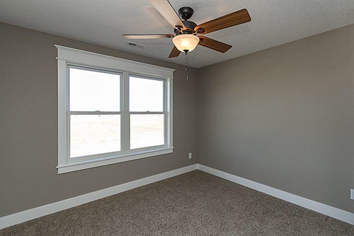 Redrock Plan- 3rd bedroom
