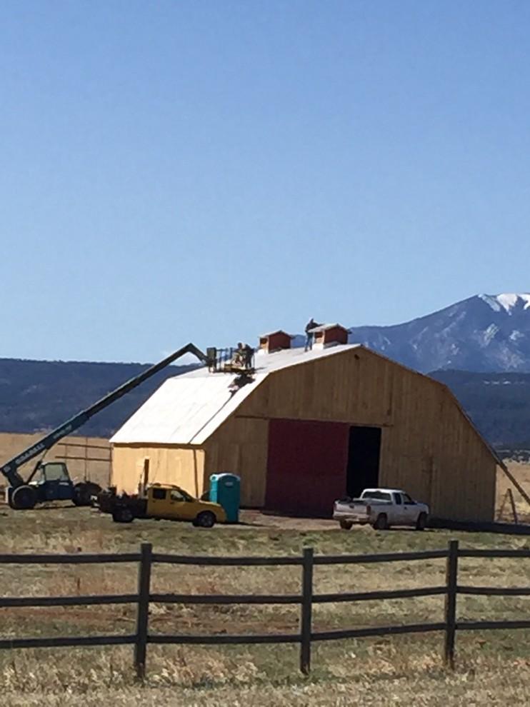 2. Historic Barn Project