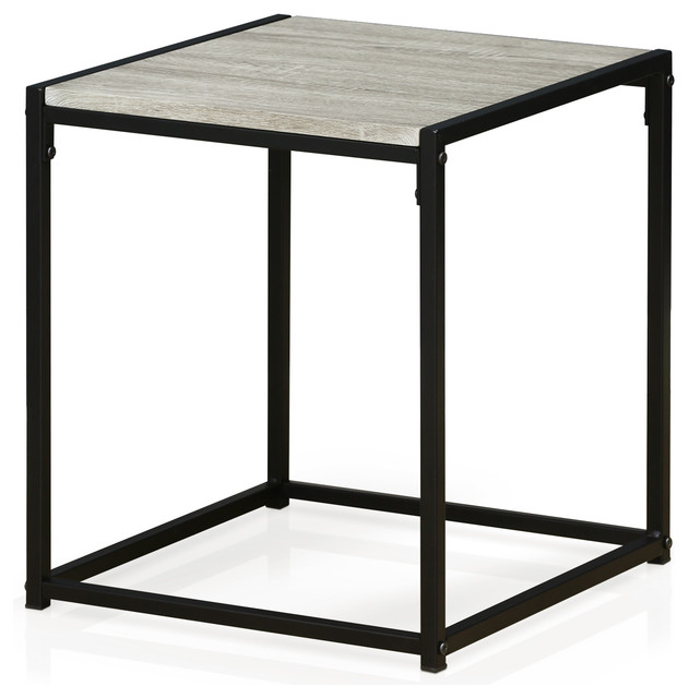 Ernst Modern End Table Transitional Side Tables And By Virventures