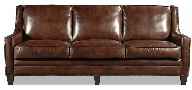 Richmond Hand Crafted Fine Leather Sofa