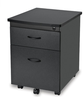 Mobile File Cabinet - Contemporary - Filing Cabinets - by OFM