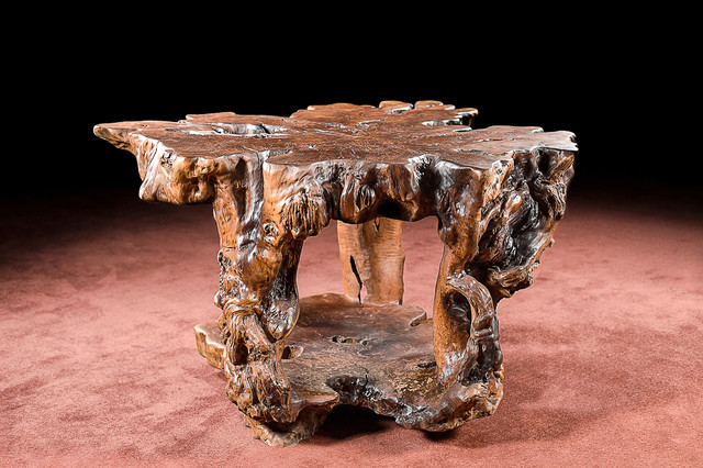 Solid Exotic Wood Furniture