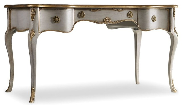 Angeline Writing Desk - Angeline Writing Desk - Victorian - Desks And Hutches - By Hooker