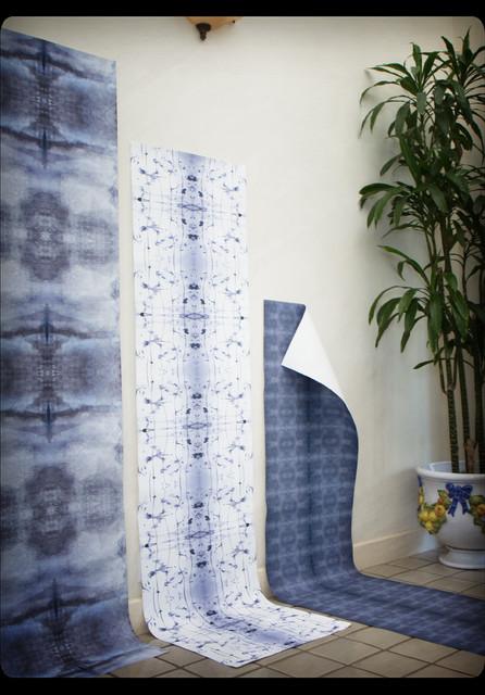 The Indigo Collection of Wallpaper