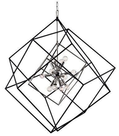 Hudson Valley Lighting 1234 Roundout 12 Light Pendant