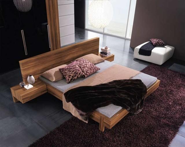 Gap Modern Platform Bed By Rossetto modern-platform-beds