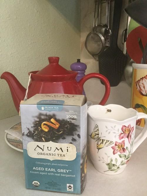 how to prepare tea at home