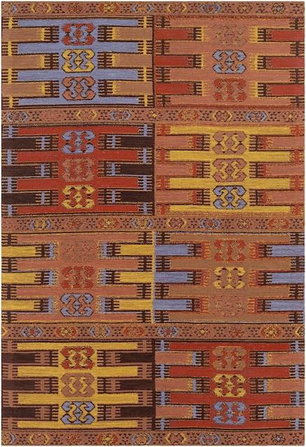 Indoor Outdoor Deeba 4 X6 Rectangle Desert Area Rug