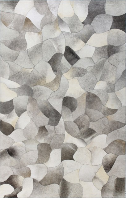 Bashian Grayson Gray Area Rug 8 X10 Contemporary Rugs