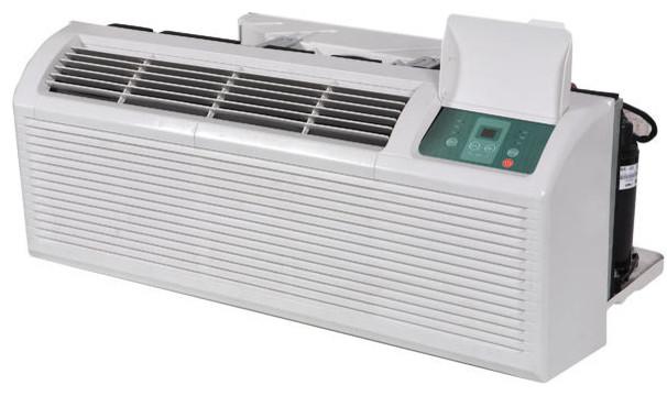 7000 Btu Packaged Terminal Air Conditioner With 6000 Btu Heat Pump 208/230v.
