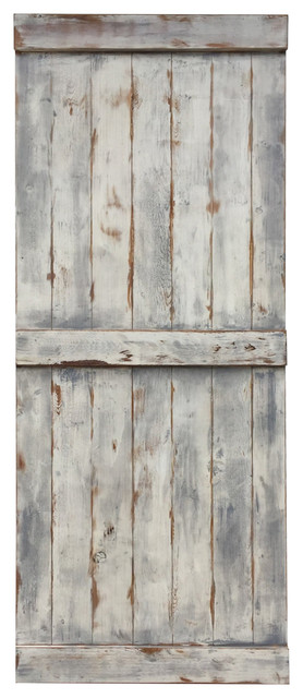 Farmhouse Sliding Barn Door Shabby Chic Barn Door