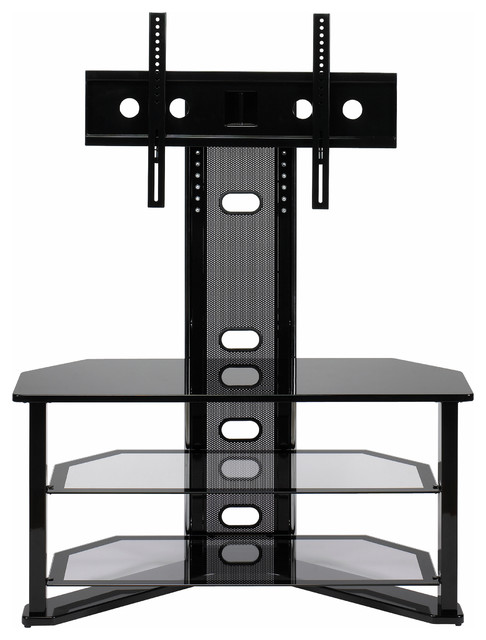 Madrid Flat Panel Tv Stand With Integrated Mount Contemporary