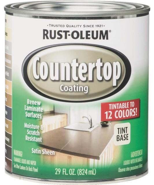 Rust-Oleum Tint Base Countertop Kit 246068